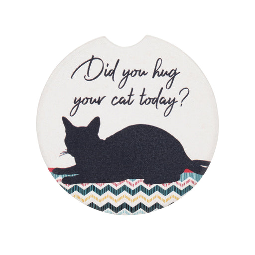 Hug the Cat Car Coaster