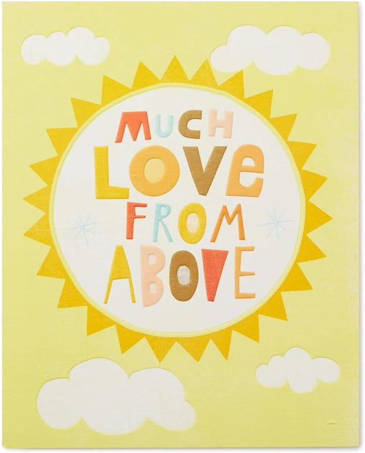 Much Love from Above Art Print