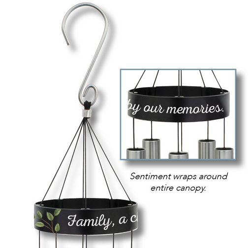 """Family"" 42"" Canopy Sonnet Chime"