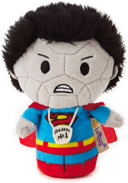 itty bittys Superman Bizarro Fixes Everything Stuffed Animal and Book Set