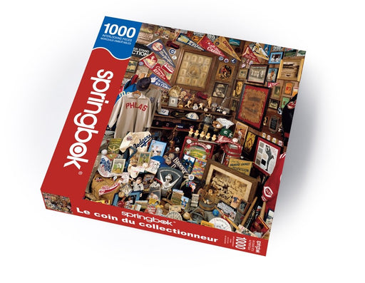 Collector's Closet 1000 Piece Jigsaw Puzzle