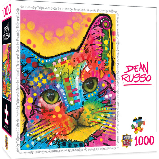 So Puuuurty 1000 Piece Jigsaw Puzzle