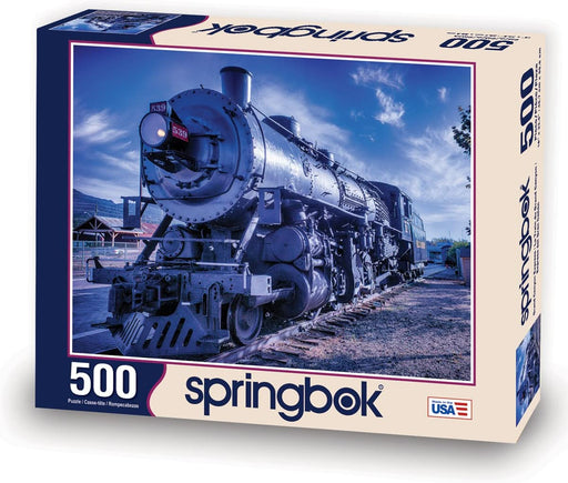 Grand Canyon Express 500 Piece Jigsaw Puzzle