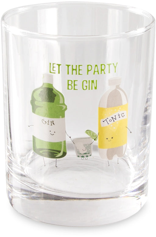 Gin Rocks Glass