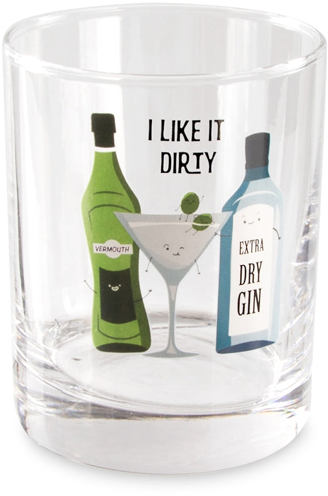 Martini Rocks Glass