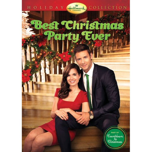 Best Christmas Party Ever DVD