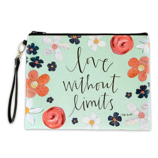 Love Without Limits Zipper Pouch