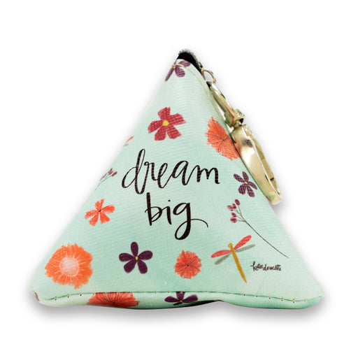 Dream Big Tiny Triangle Bag