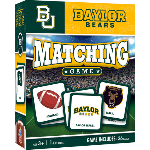 Baylor University Matching Game