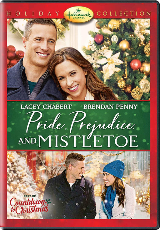 Pride, Prejudice and Mistletoe DVD