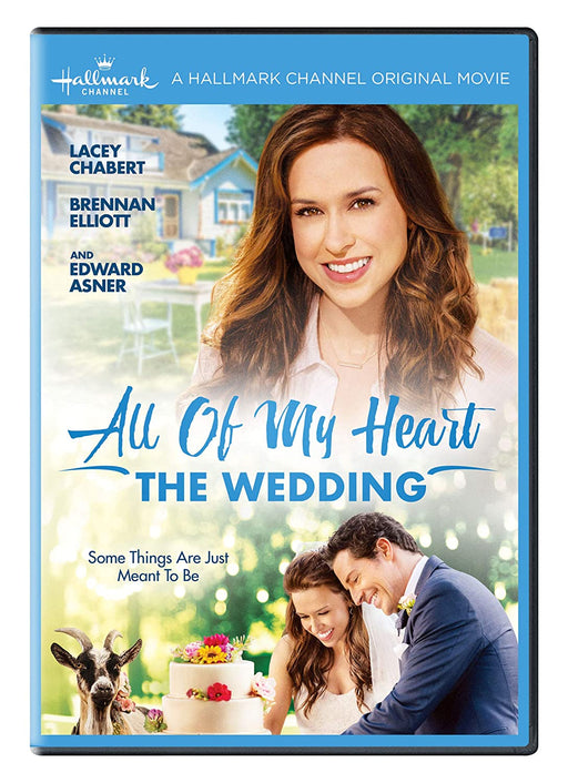 All of My Heart: The Wedding DVD