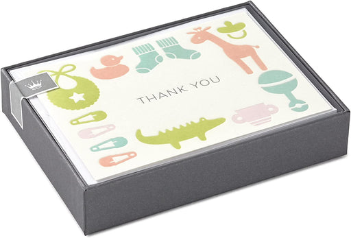 Gender Neutral Baby Thank You Notes