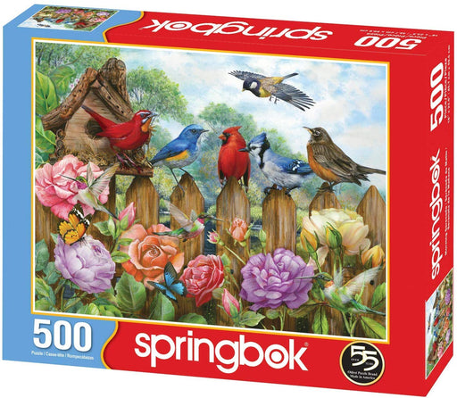 Morning Serenade 500 Piece Jigsaw Puzzle