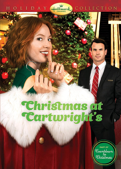 Christmas at Cartwright's DVD