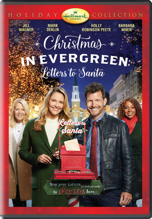 Christmas in Evergreen: Letters to Santa DVD