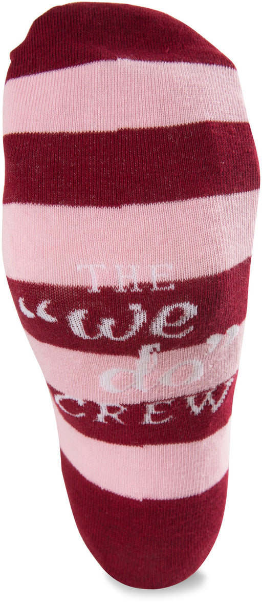 Mens Cotton Blend Sock - Maroon