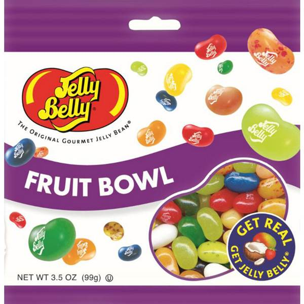 Jelly Belly Fruit Bowl Jelly Beans