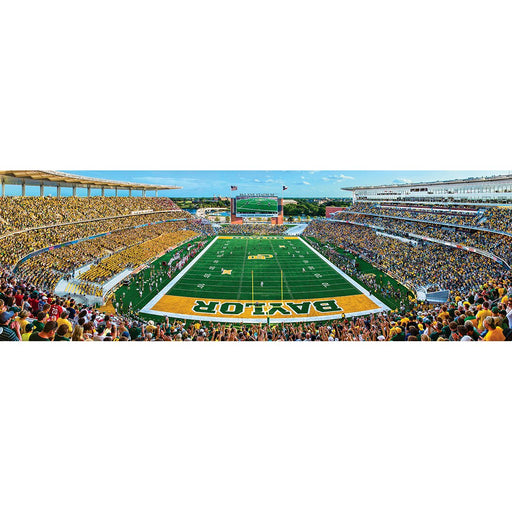 Baylor Bears 1000 Piece Panoramic Jigsaw Puzzle