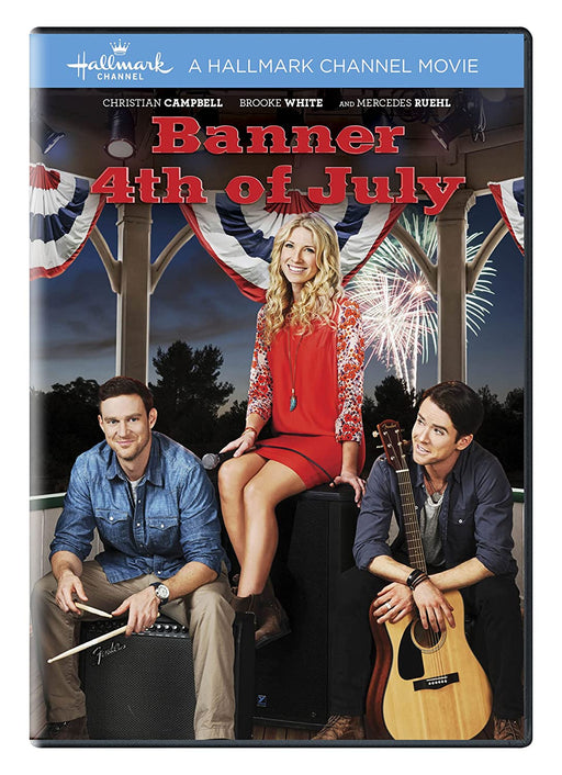 Banner 4th of July DVD