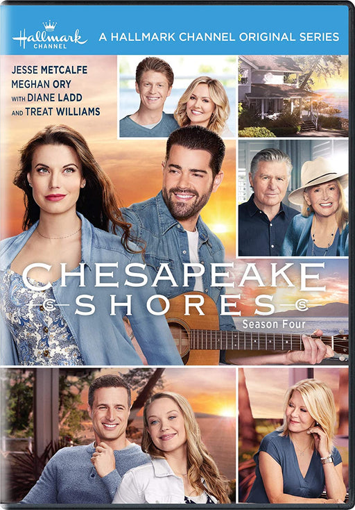 Chesapeake Shores: Season 4 Season 4 DVD