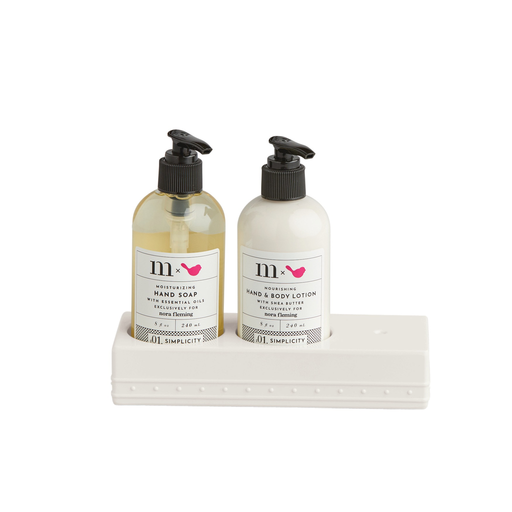 Melamine Soap & Lotion Set