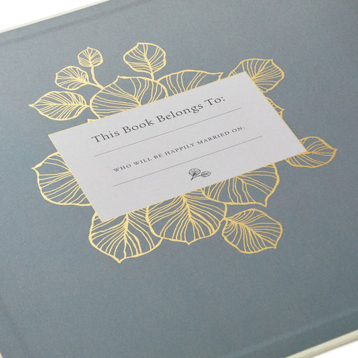 A Happy Beginning Wedding Planner 3-Ring Binder