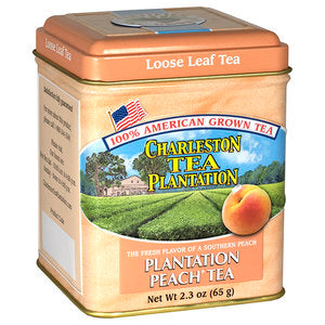 Plantation Peach® Loose Tea Tin