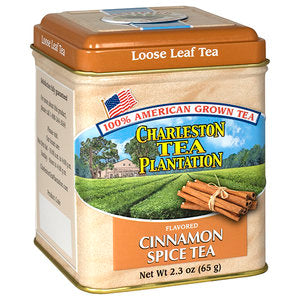 Cinnamon Spice Loose Tea Tin