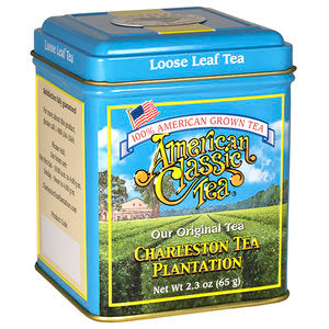 American Classic Loose Tea Tin
