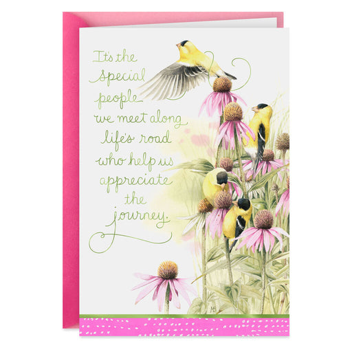 Marjolein Bastin Nothing But Happiness Birthday Card