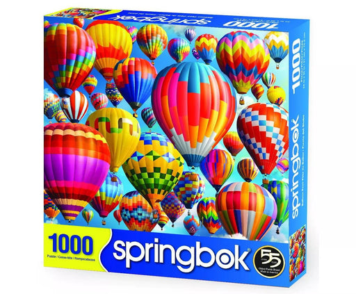 Balloon Fest 1000 Piece Jigsaw Puzzle