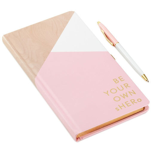 Be Your Own Shero Notebook