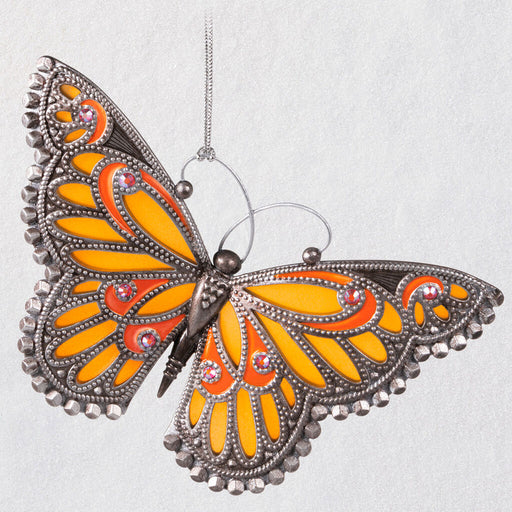 Brilliant Butterflies Ornament - 4th in the Series