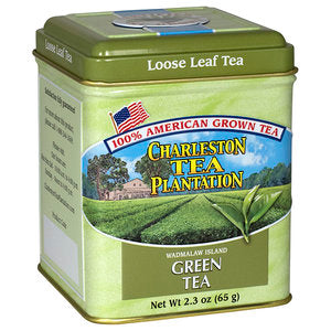 Wadmalaw Green Tea Loose Tea Tin