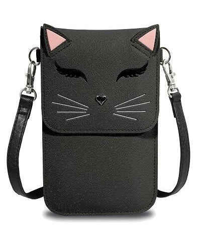 Fun Cat Phone Purse