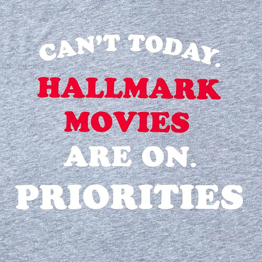 Can't Today Hallmark Movies Are On T-Shirt