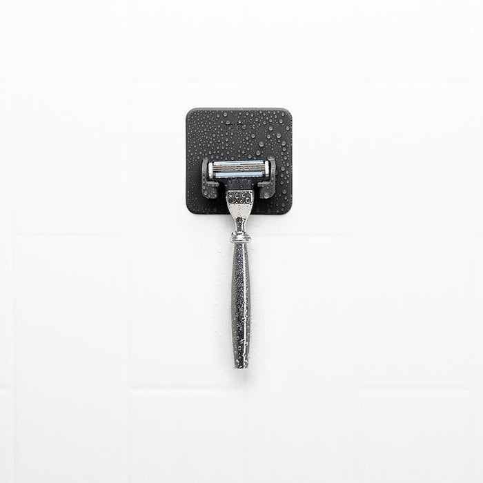 The Mason Razor Holder in Charcoal