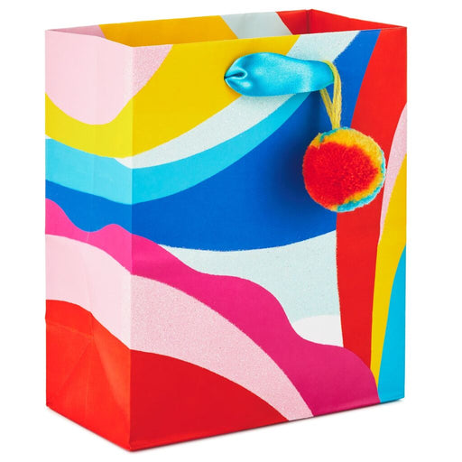 Color Wave Gift Bag