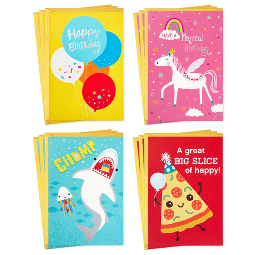 Kids Birthday Card Assortment