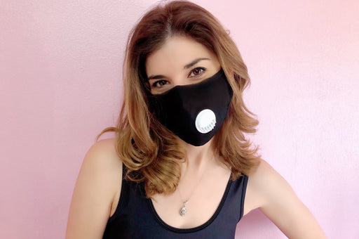 Comfort Plus Solid Colors Face Mask