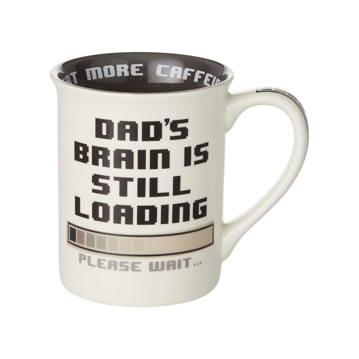 Dad Processing Heat Change Mug