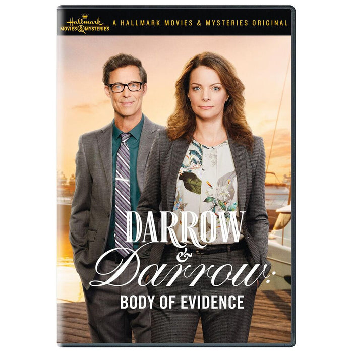 Darrow & Darrow: Body of Evidence DVD
