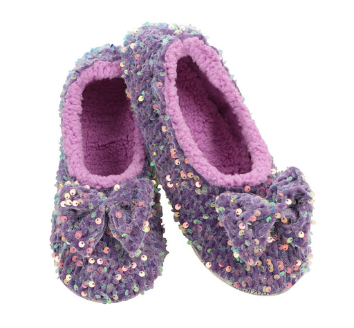 Dazzle Bling! Ballerina Snoozies Slippers