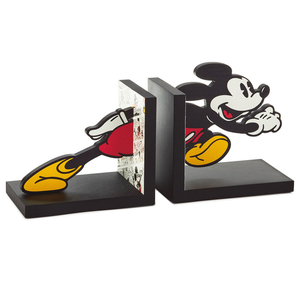 Disney Mickey Mouse Bookends, Set of 2