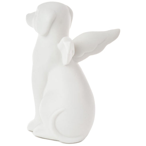 Dog Angel Figurine