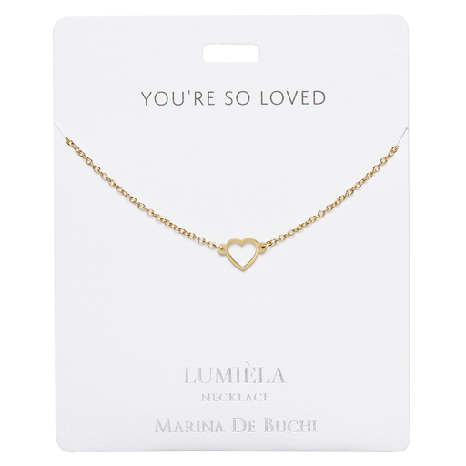 LUMIÈLA Sentiment Necklace