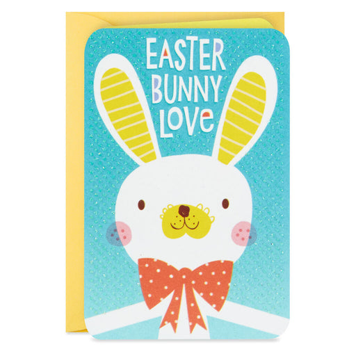 Mini Easter Bunny Love Easter Card