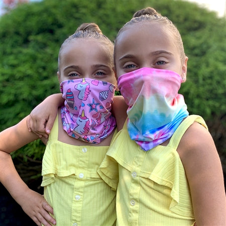 Kids Multi Star Gaiter Mask