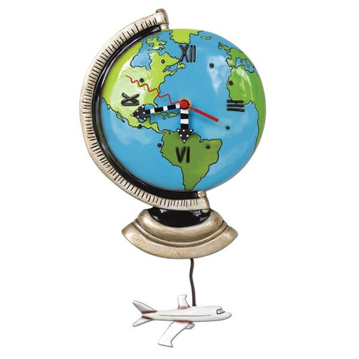 Globe World Clock