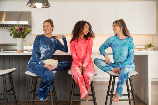 Hello Mello® Dyes the Limit Lounge Pants